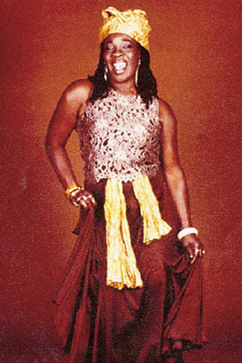 Rita Marley. Photograph courtesy Rita Marley