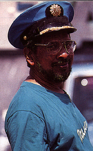 Wayne Berkeley. Photograph by Harold Prieto