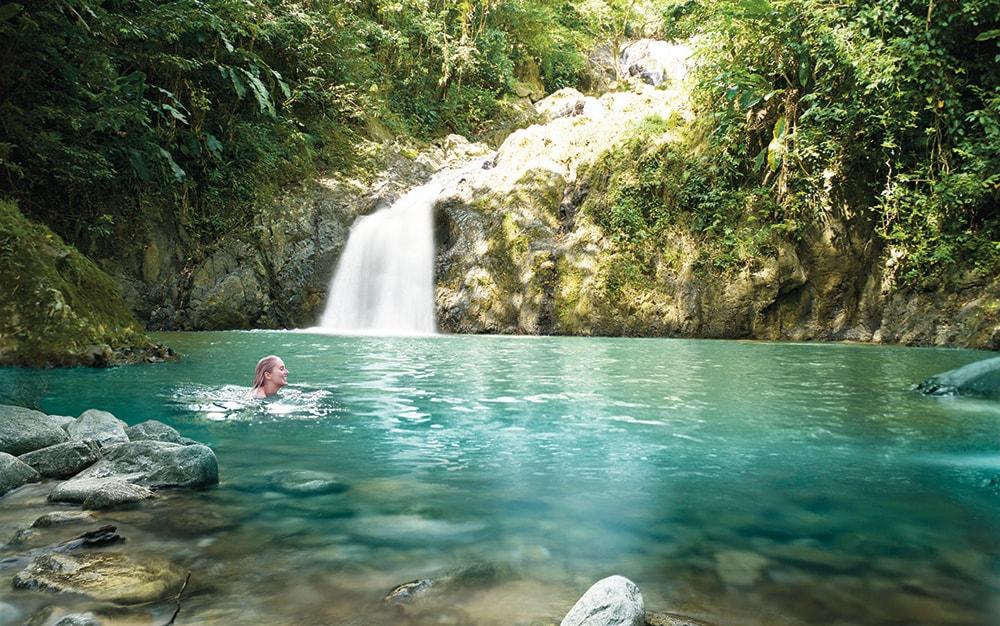 Argyle Falls, Tobago