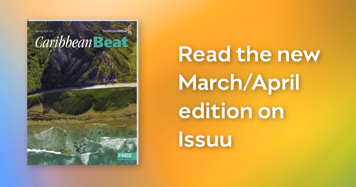 The Beat is back…in print!