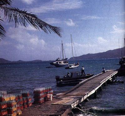 Windward jett, Carriacou