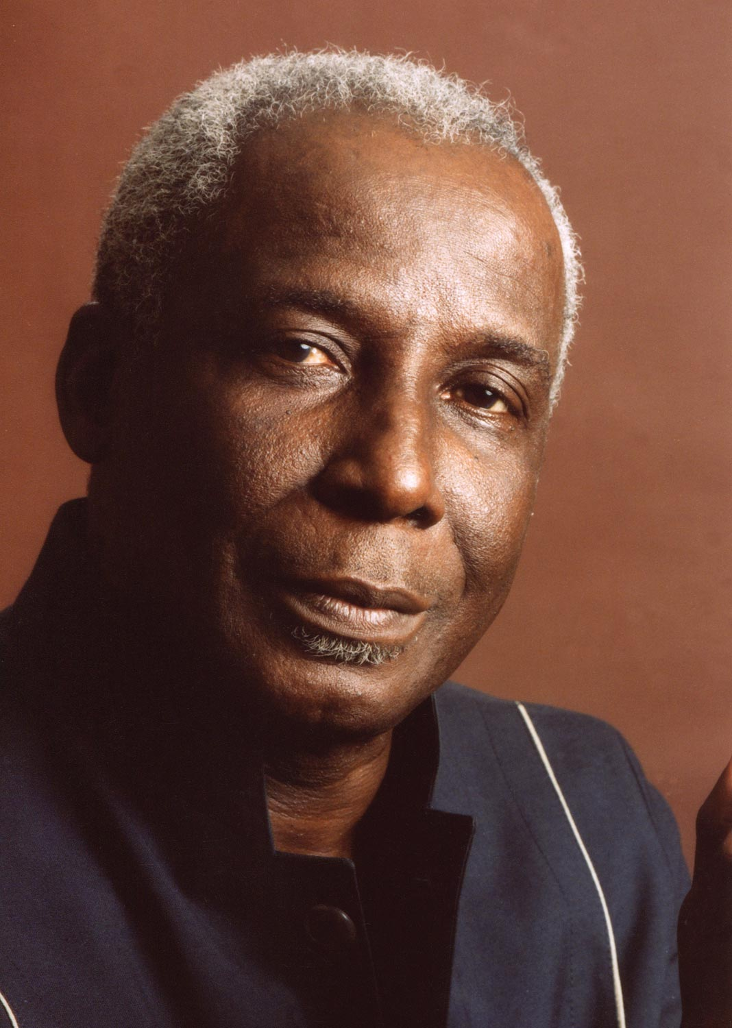 Nettleford in recent years. Photograph courtesy Maria LaYacona