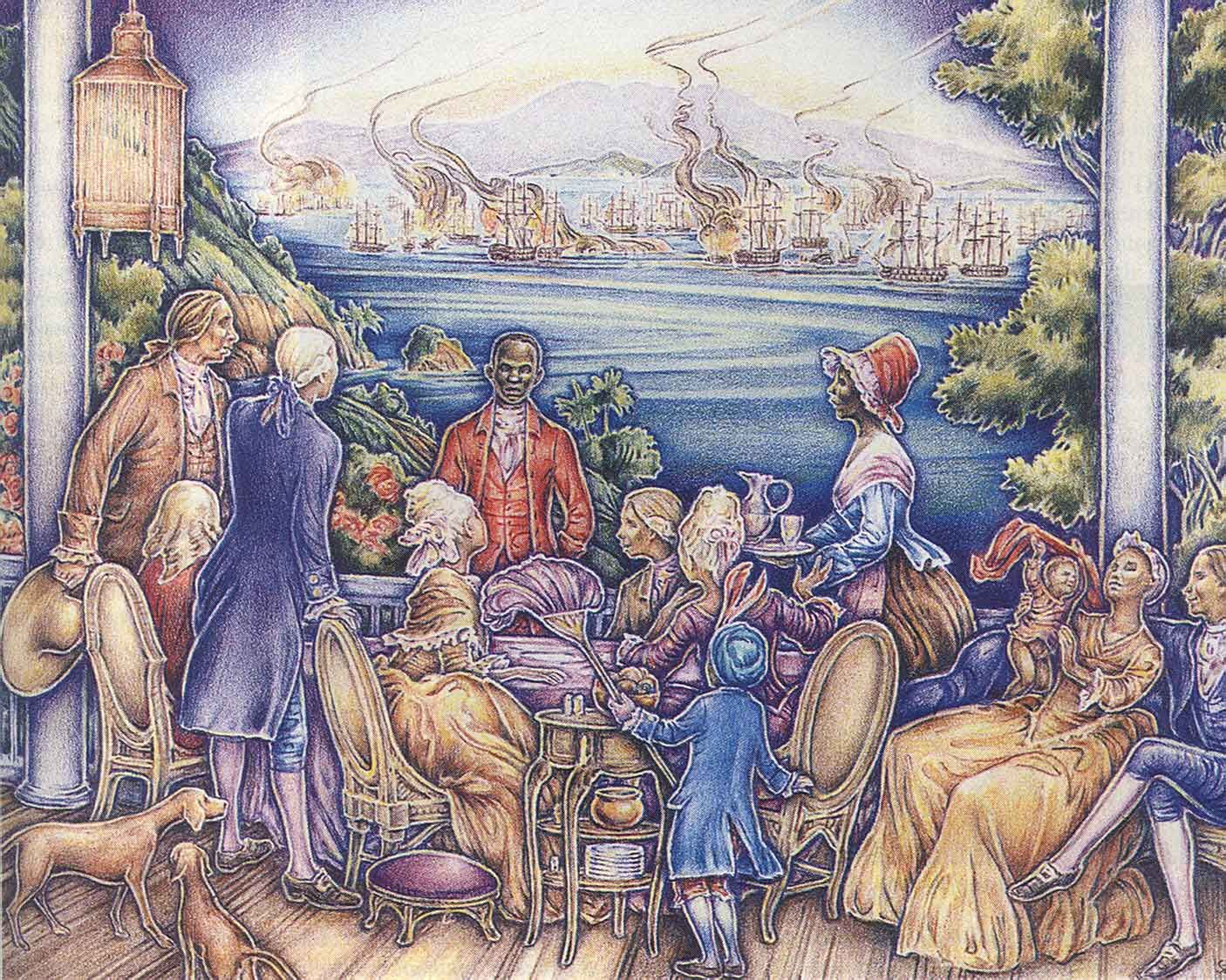 Battle of the Saintes