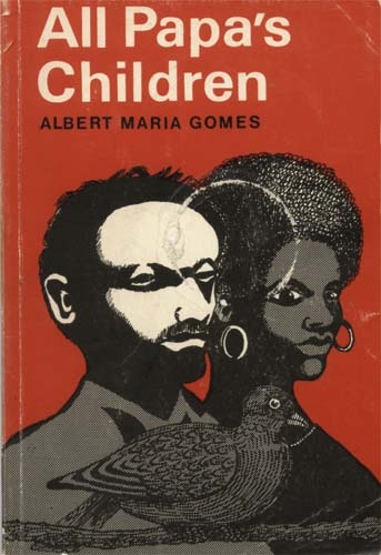 All Papa's Children by Albert Maria Gomes Book cover