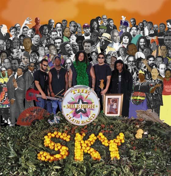 The mile high club band