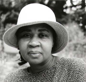Elaine Potter Richardson known as Jamaica Kincaid, a flamboyant young writer
