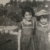 """The """"country girl"""" with her older sister Maxine. Photograph courtesy Olive Senior"""