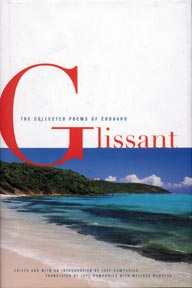 The Collection Poems of Èdouard Glissant Book Cover