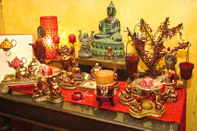 Ornaments at House of Jaipur. Photograph by Shirley Bahadur