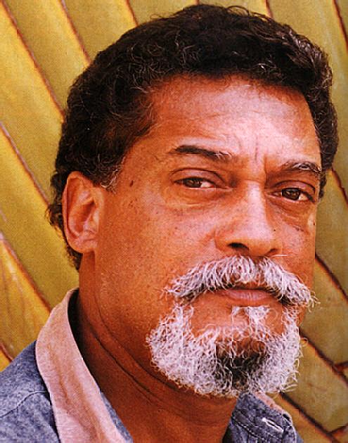 Horace Ové (Trinidad and Tobago). Photograph by Bruce Paddington