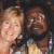 Sista Irie and Ras Ricky. Photograph courtesy Sista Irie