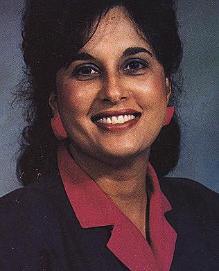 Photograph of Sandra Dean by Ishwar Dean