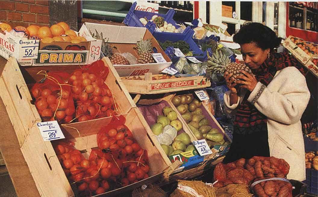 Memories of Jamaica? Alecia McKenzie prowls the market stalls in Jamaica