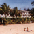 The beachfront Hotel des Roches is a favourite for visiting satellite teams in French Guiana