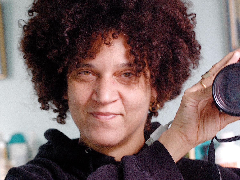 Frances-Anne Solomon. Photograph courtesy Frances-Anne Solomon