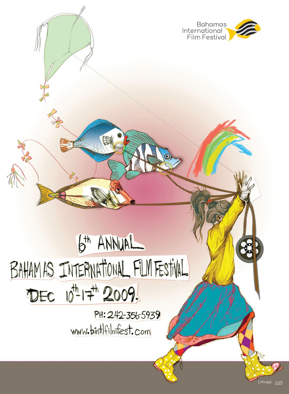 Bahamas International Film Festival. Image courtesy Bahamas International Film Festival/Lavar Monroe