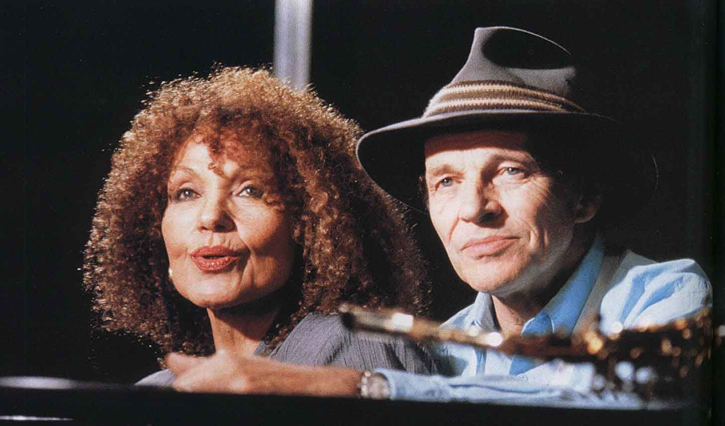 Cleo Laine married John Dankworth and they regularly work together. Photograph by Redferns