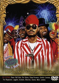 Machel Montano concert DVD