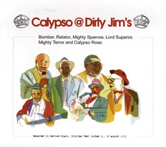 Calypso @ Dirty Jim's CD