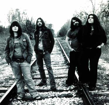 The Magic Numbers: (from left) Angela and Sean Gannon and Romeo and Michelle Stodart. Photograph courtesy 9PR