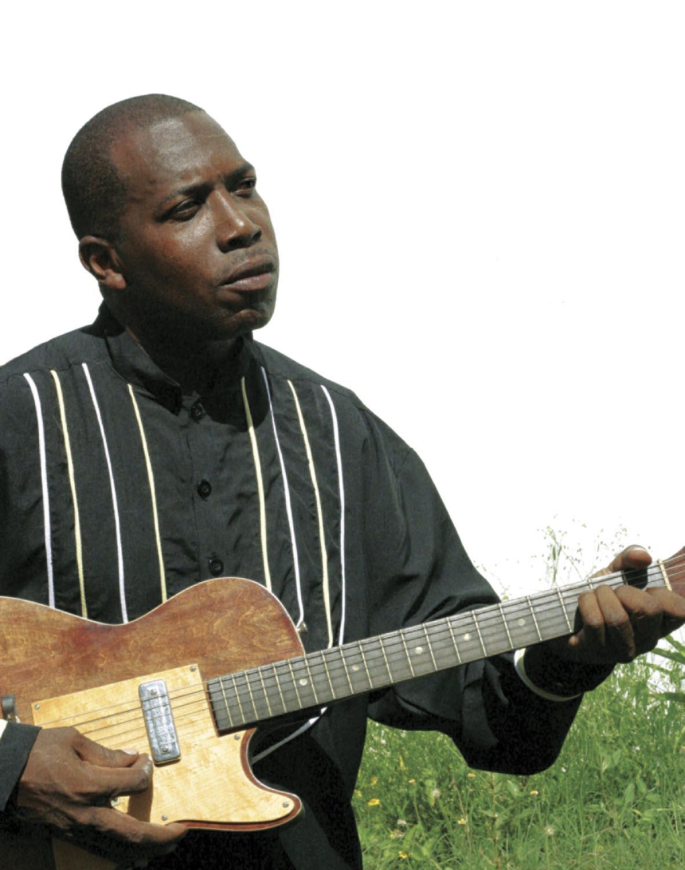 Belizean world music star Andy Palacio. Photograph courtesy Cumbancha/Tim O`Malley