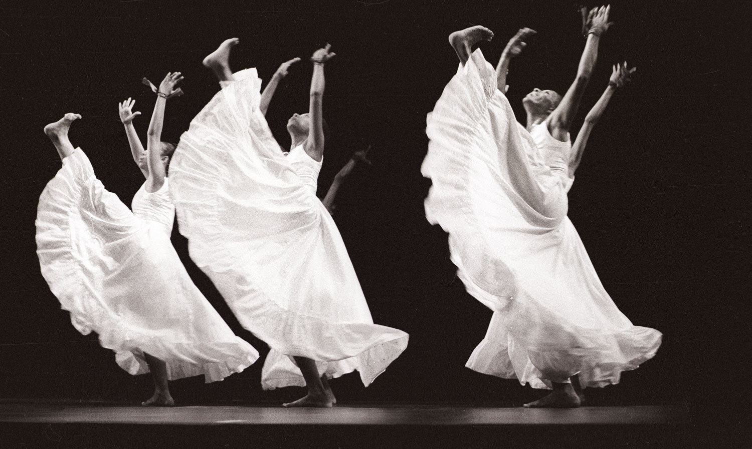 A scene from Revival (1981), choreographed by Douglas