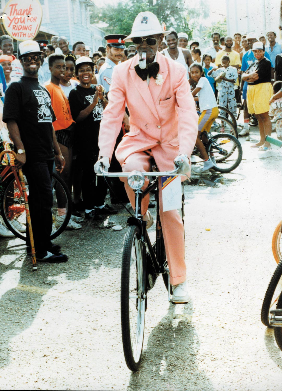 Barbadian King Dyal. Photograph courtesy Nation News