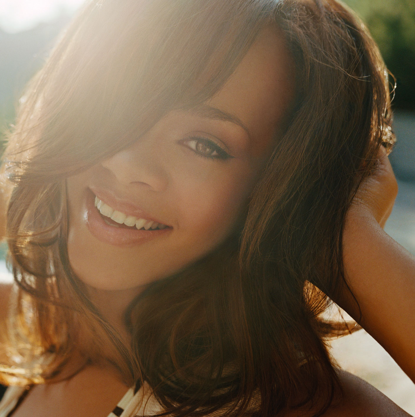 Rihanna. Photograph courtesy Def Jam Records